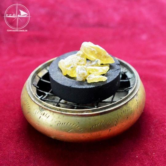 Copal oro (gold) Stücke
