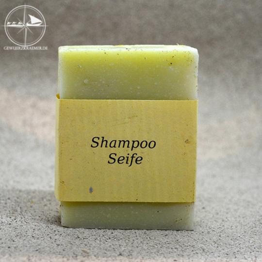 Shampooseife - die Alleskönnerin