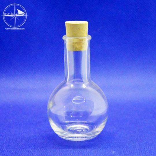 bauchige Flasche 100ml