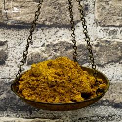 Curry, mild, gemahlen