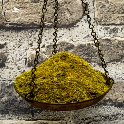 grüner Curry, gemahlen