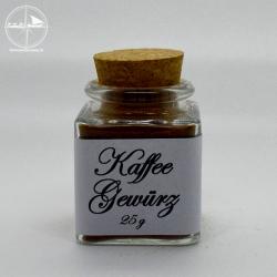 Kaffeegewürz, orientalisch, gemahlen