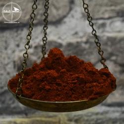 Jalapeno Chili Chipotle, rot, gemahlen