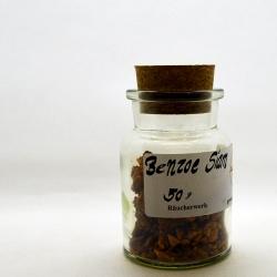 Benzoe Siam, Stücke