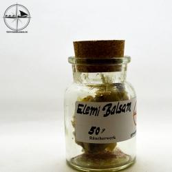 Elemi, krautig, Balsam