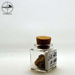 Sal, halbfossil, Stücke