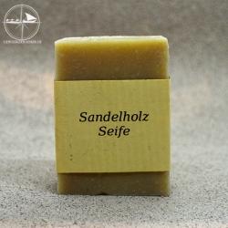 Sandelholzseife -  Würzig und kräftigend