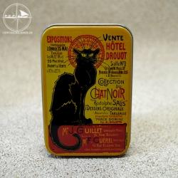 Seifendose Chat Noir
