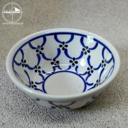 Seifenschale aus Keramik, floral