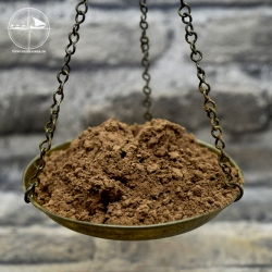 Kakaopulver, gemahlen, entölt