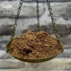 Kakaopulver, roh, gemahlen, bio