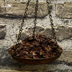 Kakaoschalen, bio, geröstet, geschnitten