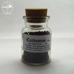 Cardamom ohne Schale, ganz