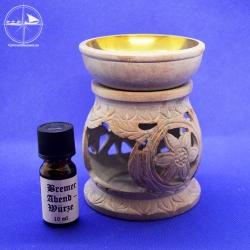 Speckstein-Duftlampe mit Bremer Abendwürze
