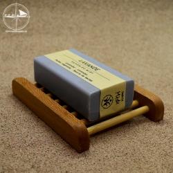 Seifenablage Leiter mit Savon du Midi Seife, 100g